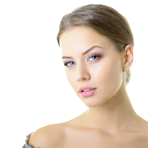 Beauty portrait of young woman with beautiful healthy face_s