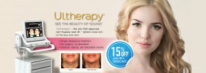 Ultherapy Promotion(15% OFF)